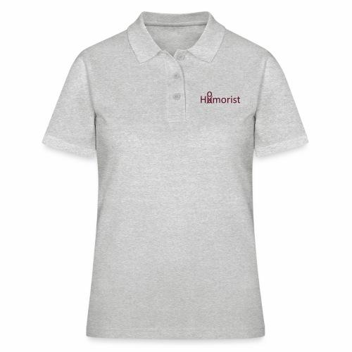 HuOmorist - Frauen Polo Shirt