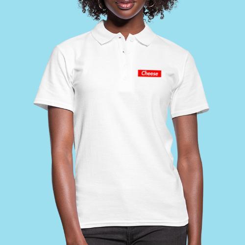 CHEESE Supmeme - Frauen Polo Shirt