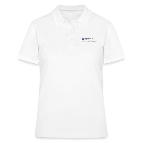 Voffel goraren - Women's Polo Shirt