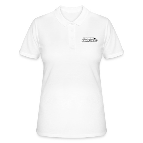 OFFICIAL WNC MERCHANDISE (wit) - Women's Polo Shirt