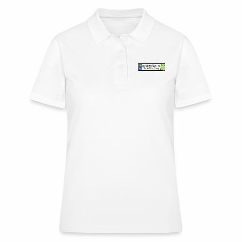LEITRIM, IRELAND: licence plate tag style decal eu - Women's Polo Shirt