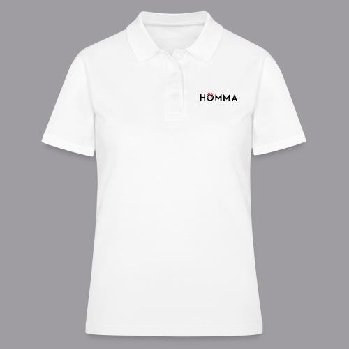 HÖMMA - Frauen Polo Shirt