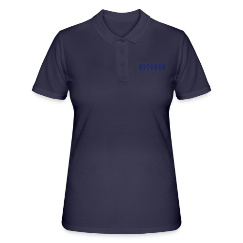 tulpen - Women's Polo Shirt