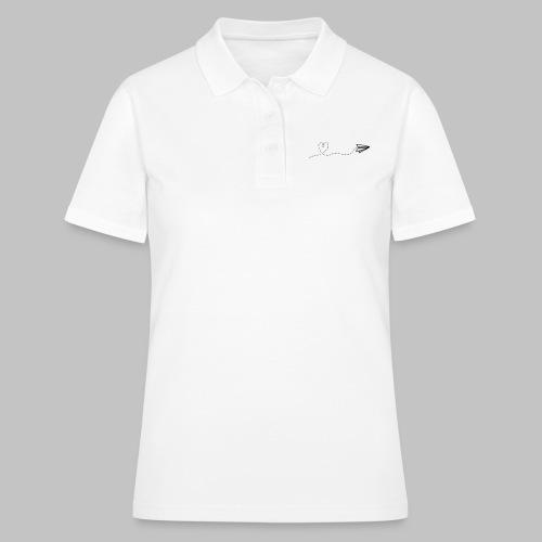 fly heart - Women's Polo Shirt
