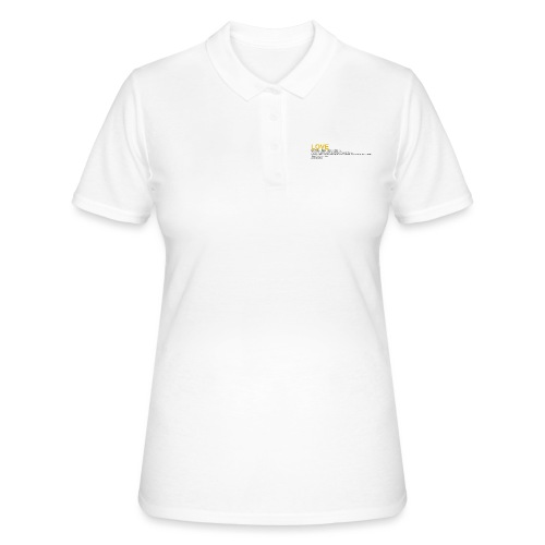 Love Definition - Women's Polo Shirt