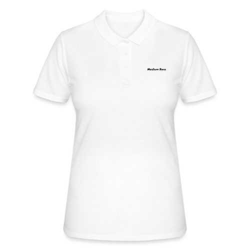 Medium Rare - Women's Polo Shirt
