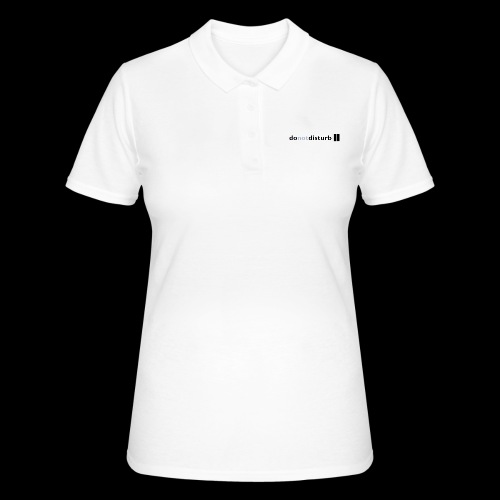 donotdisturb clothing range - Women's Polo Shirt