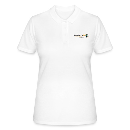 LOGO CCTV - Women's Polo Shirt