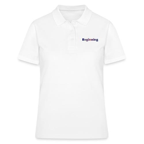 Beginning - Women's Polo Shirt