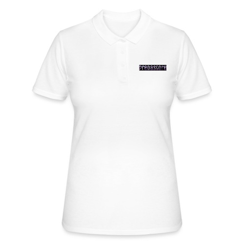 PredaStore Original Logo Design - Women's Polo Shirt