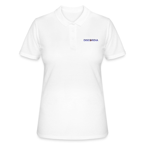 Discordia Logo - Women's Polo Shirt