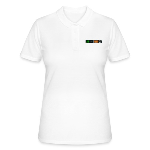 Ja ik maak websites - Women's Polo Shirt