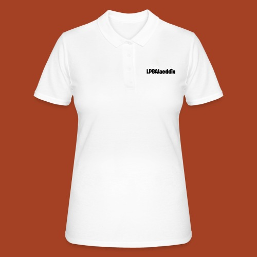 LPGAlaeddin - Frauen Polo Shirt