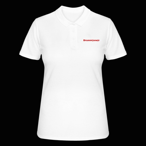 Drumm (one) r - Women's Polo Shirt