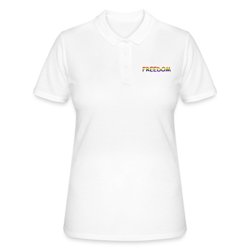 Freedom #1 - Frauen Polo Shirt
