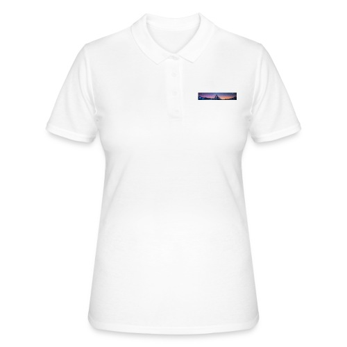 Mountain sky - Frauen Polo Shirt