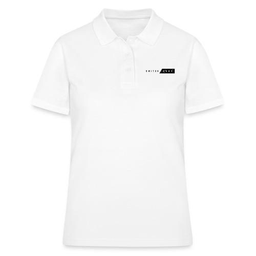 Switchbone_black - Women's Polo Shirt