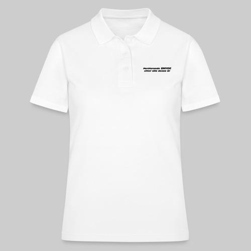 Fortfarande Snygg - Women's Polo Shirt