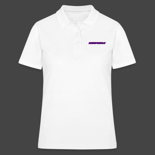 Bassphemie - Magenta - Frauen Polo Shirt