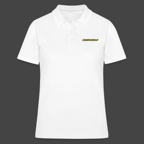 Bassphemie - Neongelb - Frauen Polo Shirt