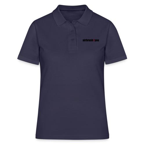 Airbrush 4 You - Frauen Polo Shirt