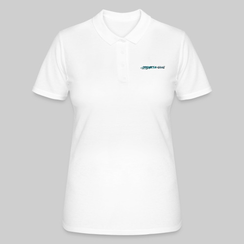 projecta logo - Women's Polo Shirt