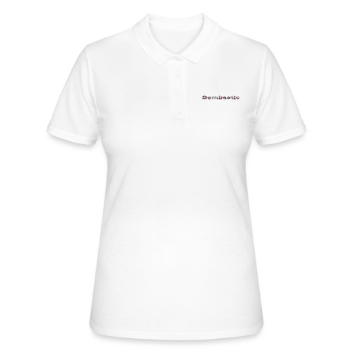 Mme Bombastic - Women's Polo Shirt