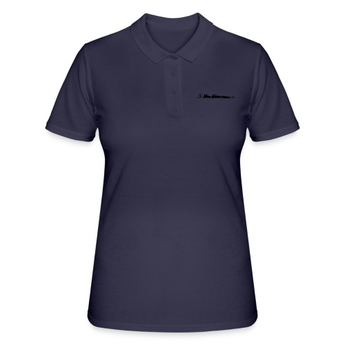 evolution of vechicles - Women's Polo Shirt