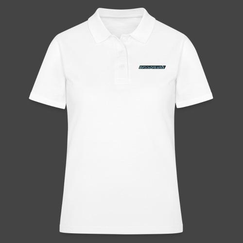 Bassphemie - Blau (Original Design) - Frauen Polo Shirt