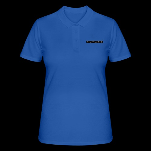 KloakZ Merch - Women's Polo Shirt