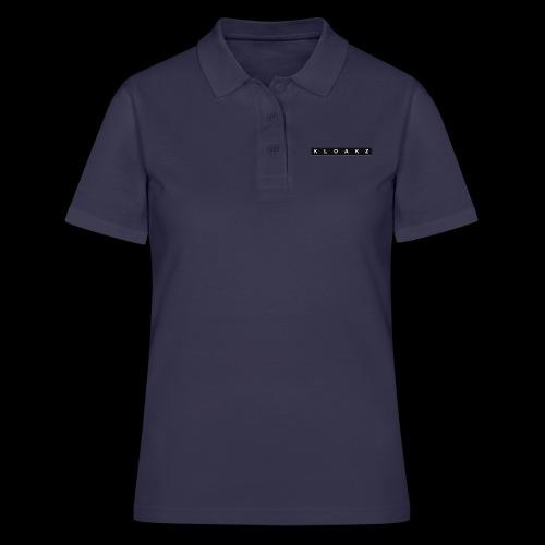 KloakZ Merch - Women's Polo Shirt