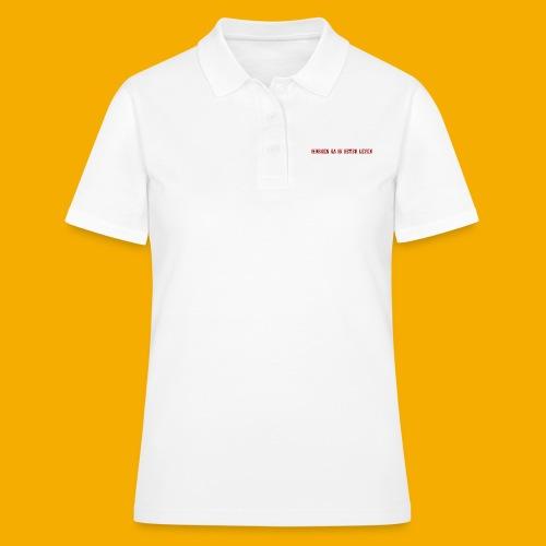 morgen beter leven - Women's Polo Shirt