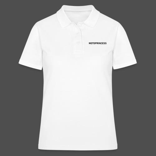 moto księżniczka - Women's Polo Shirt