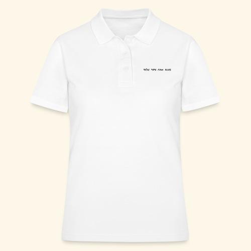 Meine Mama kann alles - Frauen Polo Shirt