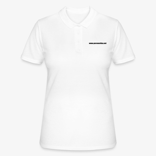 peranurkka - Women's Polo Shirt