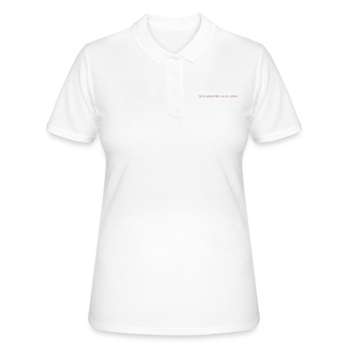 Be A Savage - Women's Polo Shirt