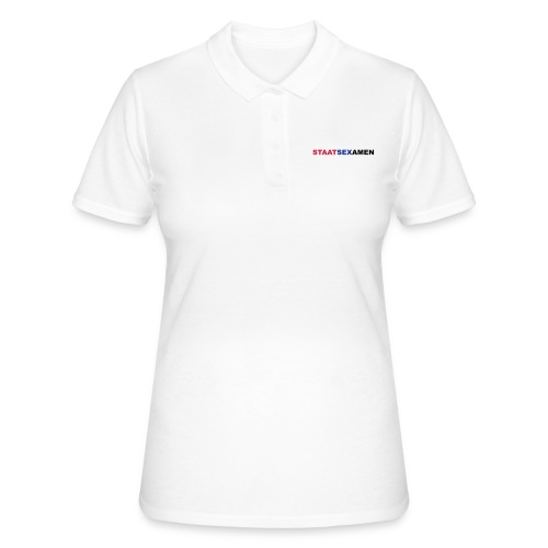 Staatsexamen - Frauen Polo Shirt