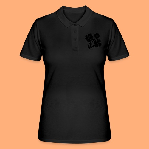 trio fleuri - Women's Polo Shirt