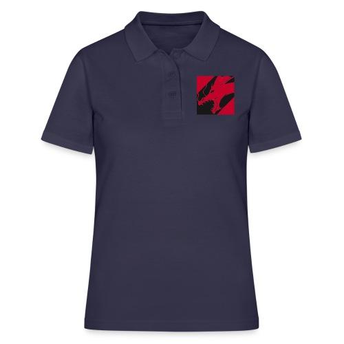 Dragon Red - Women's Polo Shirt