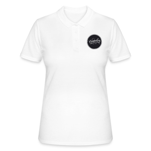 Wonder T-shirt - oldschool logo - Women's Polo Shirt