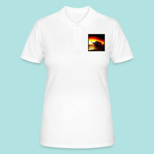 Wandering_Bull - Women's Polo Shirt
