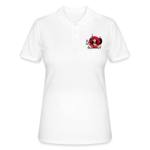 Õllenaut Must Mari - Women's Polo Shirt