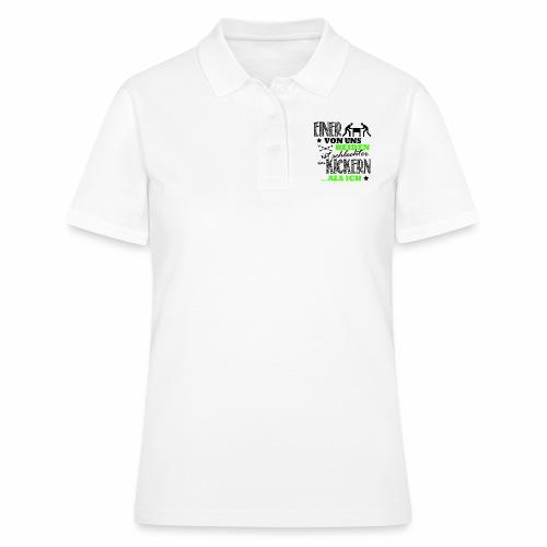 Einer von uns beiden 2 - Frauen Polo Shirt