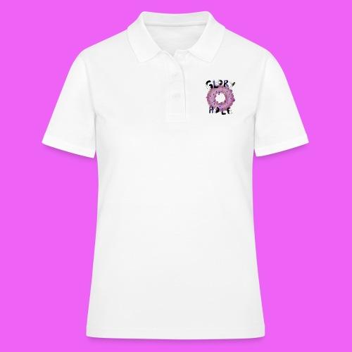 glory hole donut - Women's Polo Shirt