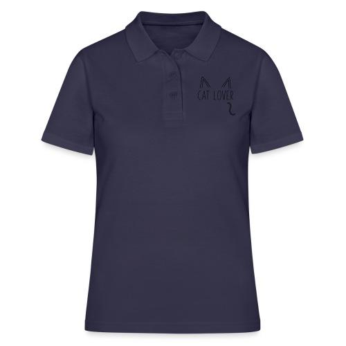 Cat Lover - Women's Polo Shirt