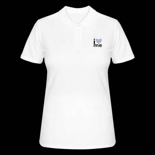iLOVE clothing range - Women's Polo Shirt