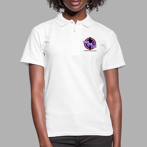 Take me out_Er_Variante 2 - Frauen Polo Shirt