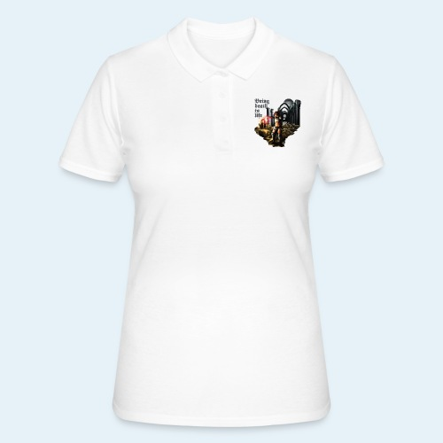 Bring death to life - Camiseta polo mujer