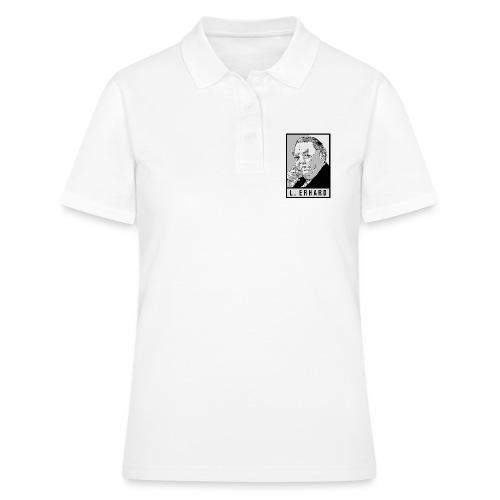 Ludwig Erhard (CDU) - Frauen Polo Shirt