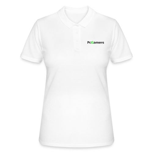 pcgamers-png - Women's Polo Shirt